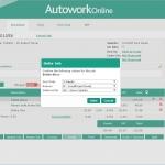 MAM Software Autowork Online Garage management software deferred work