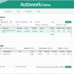 MAM Software Autowork Online Garage management software goods receiving