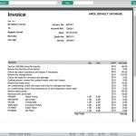 MAM Software Autowork Online Garage management software invoice