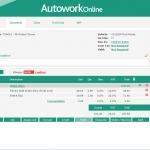 MAM Software Autowork Online Garage management software job groupings feature