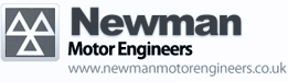 newman motor engineers logo