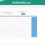 MAM Software Autowork Online Garage management software stock usages