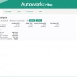 MAM Software Autowork Online Garage management software vat reporting
