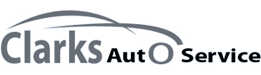 clarks auto service logo