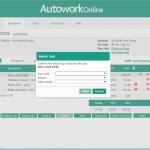 MAM Software Autowork Online Garage management software deferred customer work