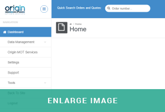 GarageWeb features a fully featured CMS