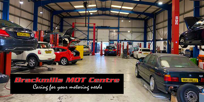 Brackmills MOT Centre is successfully using deferred work